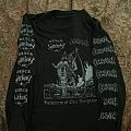 Black Witchery/Conqueror Split Longsleeve