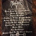 Demoncy - Other Collectable - Demoncy Setlist