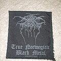 Darkthrone - Patch - Darkthrone  true Norwegian black metal patch