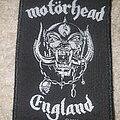 Motörhead - Patch - Mororhead England classic patch