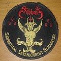 Sabbat Patch - Sabbatical Satanichrist Slaughter
