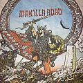 Manilla Road - Mark of the Beast White Sleeveless TShirt or Longsleeve