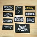 Some Black Metal Patches