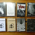 Some Black Metal Tapes