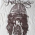 Helcaraxë - TShirt or Longsleeve -  Helcaraxë - Death Metal to obliterate the cross beige shirt
