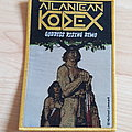 Atlantean Kodex - Patch - Atlantean Kodex - Goddess Rising Demo Patch (Yellow/Gold Border)