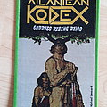 Atlantean Kodex - Patch - Atlantean Kodex - Goddess Rising Demo Patch (Green Border)