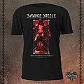 Virgin Steele - TShirt or Longsleeve - VIRGIN STEELE Tribute - Mind. Body. Spirit Shirt (Savage Steele)