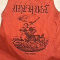 URFAUST - TShirt or Longsleeve - Urfaust - Der Zauberer Red Sleeveless
