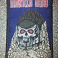 Manilla Road - Courts of Chaos Patch