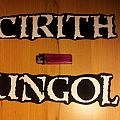 DIY Shaped Cirith Ungol Backpatch