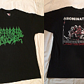 Abominations TShirt or Longsleeve
