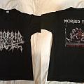 Morbid Tour TShirt or Longsleeve