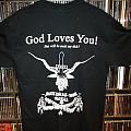 Bestial Warlust - TShirt or Longsleeve - Bestial Warlust - God Loves You