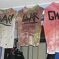 TShirt or Longsleeve - Wall of GWAR!