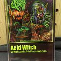 Acid Witch - Witchtanic Hellucinations (Tape)