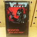 Voïvod - War and Pain (Tape)