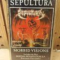 Sepultura - Morbid Visions / Bestial Devastation (Tape) Tape / Vinyl / CD / Recording etc