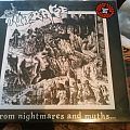 Outrage - From Nightmares And Myths... (Vinyl) Tape / Vinyl / CD / Recording etc