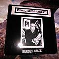 Civil Dissident - Tape / Vinyl / CD / Recording etc - CIVIL DISSIDENT - Menzies' Crack (LP)