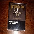 Pentagram - First Daze Here (Tape)