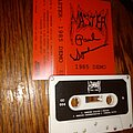Master - Tape / Vinyl / CD / Recording etc - Master - 1985 Demo (reissue tape)