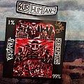 "Subhumans / Restarts - 99% / 1% (7"" single + patch)"