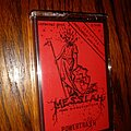 Messiah - Tape / Vinyl / CD / Recording etc - Messiah - Powertrash (Reissue Demo Tape)