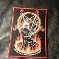 Slayer Evil Has No Boundaries Jeff Hanneman tribute patch
