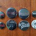 Anatomia - Pin / Badge - DEATH / BLACK Metal pins / badges
