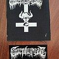 Gorphyryac - Patch - GORPHYRYAC patch (11cmx12cm) + sticker