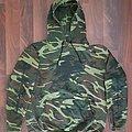 "REVENGE ""Goat Phoenix"" Camouflage hoodie size M"