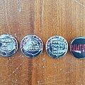 Vulvathrone - Pin / Badge - VULVATHRONE pins / badges