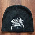 Nuclearhammer - Other Collectable - NUCLEARHAMMER - black BEANIE - two-sided