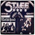 """Motörhead Leaving Here/White Line Fever 7"""" Stiff Records"""
