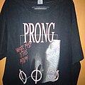 Prong - TShirt or Longsleeve - rare Prong tour 92 majikal misery