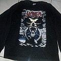 Longsleeve Slayer - Live intrusion 1996 TShirt or Longsleeve