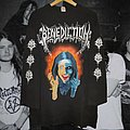 Benediction - TShirt or Longsleeve - Benediction tour 90s