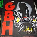 Vintage backpatch GBH 90s