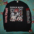 Napalm Death - TShirt or Longsleeve - Napalm death campaign for musical destruction