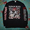Napalm Death - TShirt or Longsleeve - Napalm death campaign for musical destruction