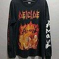 Deicide - TShirt or Longsleeve - Deicide/Amon tour 93
