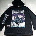 Dissection - TShirt or Longsleeve - Disscetion storm of light bane 90s hoodie