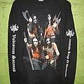 Dark Funeral - TShirt or Longsleeve - Dark funeral vobiscum satanas tour 98