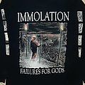 Immolation - TShirt or Longsleeve - Immolation - unsaved tour