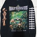 Napalm Death - TShirt or Longsleeve - Bolt thrower honour valor pride tour 2002