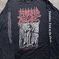 Morbid Angel - TShirt or Longsleeve - Morbid angel formulas fatal to the flesh tour 1998