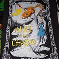 Alice In Chains - Patch - Vintage backpatch Alice in chains 90s