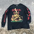Sepultura world posses tour 1992  TShirt or Longsleeve