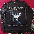 Napalm Death - TShirt or Longsleeve - Napalm death 90s